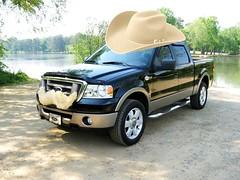 Cowboy Blonde