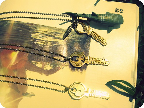 bueno bueno key necklaces.