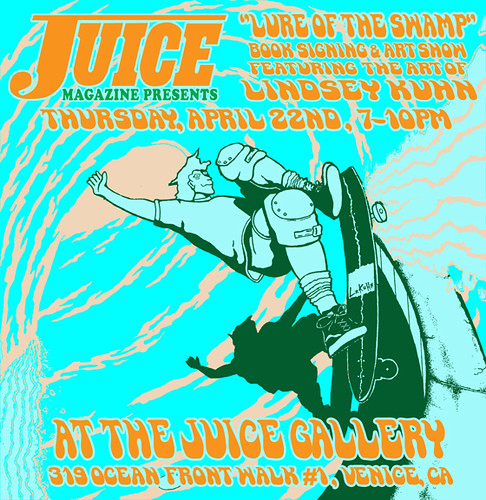 Juice Magazine Juice Gallery