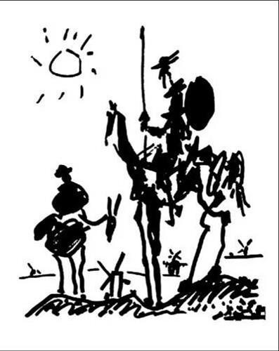 D.Quijote-Picasso