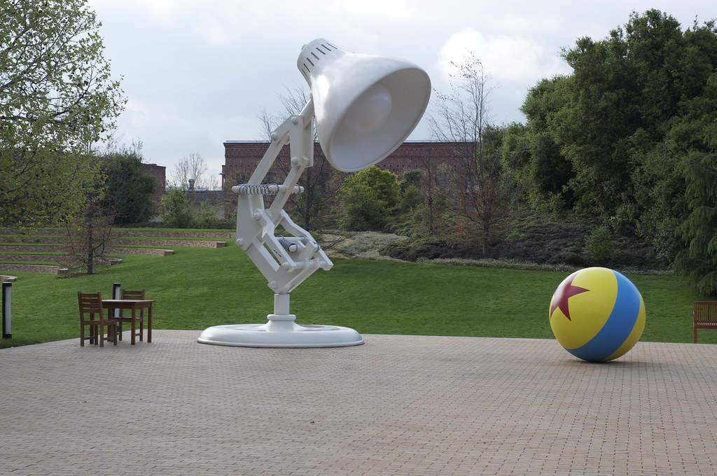 Un giorno alla Pixar foto generiche