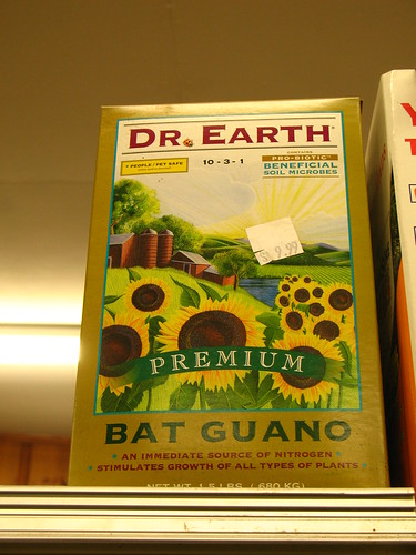 bat guano for sale