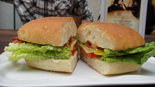 培根三明治