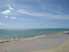 IMG_2762 (miss_verstaendnis) Tags: ocean sea sun kite beach water strand meer wasser sommer fuerteventura kitesurfing atlantic canaries sonne atlanticocean canaryisland fuerte kitesurfen sotavento wassersport sotaventobeach
