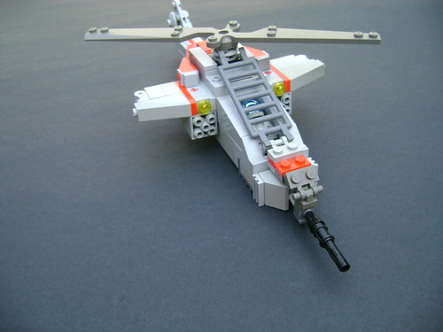 U.N.E Chopper (Revised)