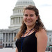 Jessica Sarriot interns at the Interfaith Immigration Coalition in Washington, D.C.