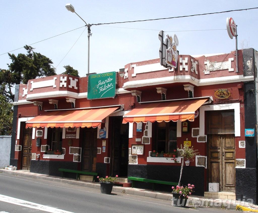Casa Falcón - restaurante Gran Canaria