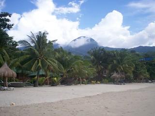 Tamaraw Beach, Puerto Galera, Occidental Mindoro, Philippines