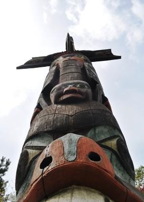 Victoria Totem Pole