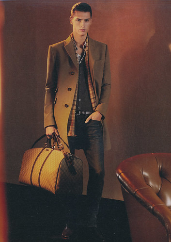 GUCCI AW09 Catalog_506_Mathias Bergh
