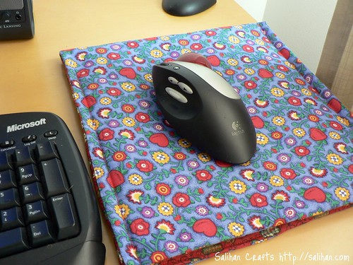 Mouse Hand Warmer Blanket