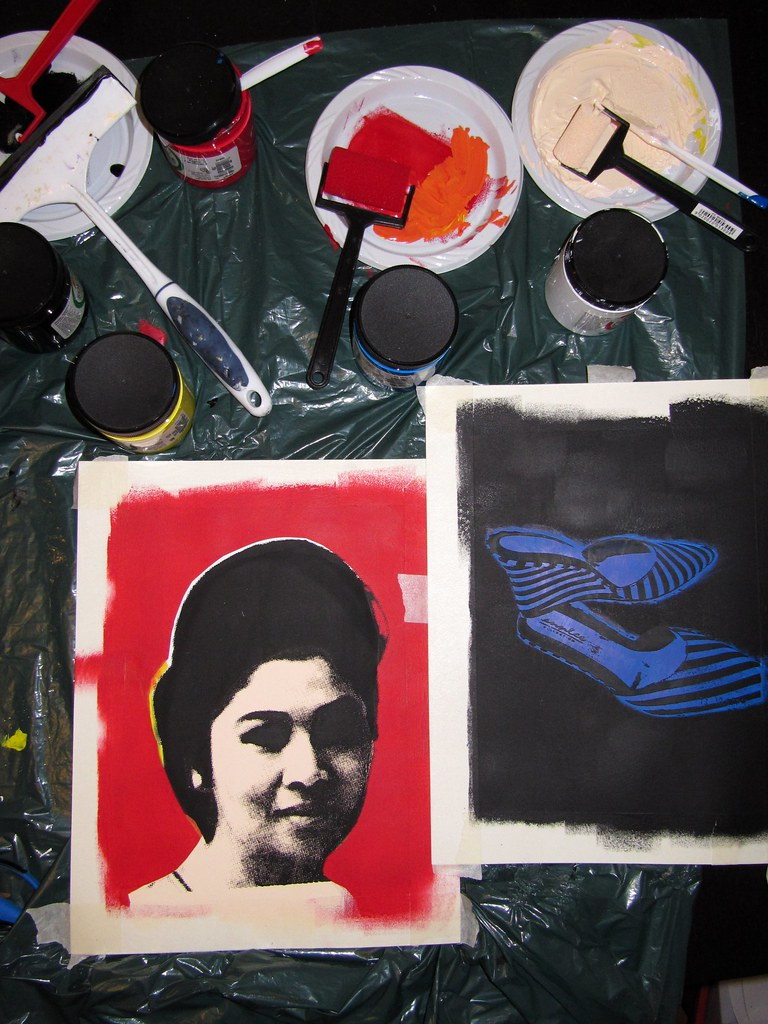A First Lady and Her Shoes: Work in Progress