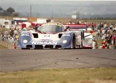 Nissan R89C - Donington 1989 (mendaman) Tags: world sports mercedes championship martin c spice group prototype porsche 1989 jaguar aston c9 donington 962c wspc amr1 xjr11 se89c