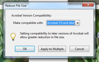 Acrobat 7.0 and later