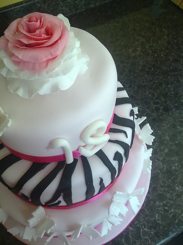 birthday cakes for girls 18th. Girly 18th birthday cake