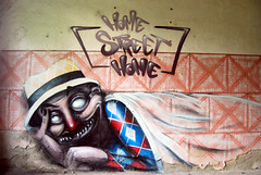 home street home (mrzero) Tags: street camp art abandoned home wall forest effects graffiti freestyle hungary character homeless area colored pioneer zero cfs mrzero