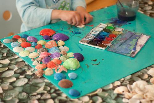 cunchas de cores