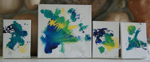 Paintings for Mother's Day