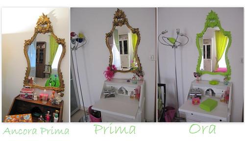 specchio... in divenire