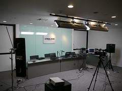 USTREAMスタジオ渋谷 Aスタジオ