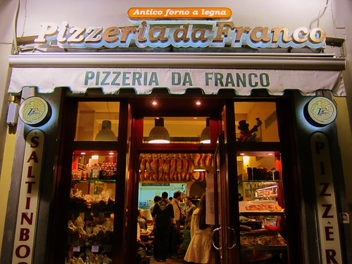 The Best Pizza South of Naples, Maybe in Italy