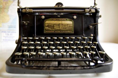 Continental Standard typewriter