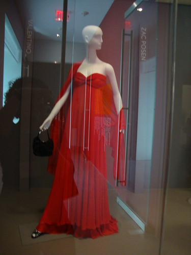 Valentino red...