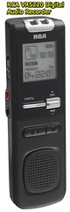 RCA VR5220 Digital Voice Recorder