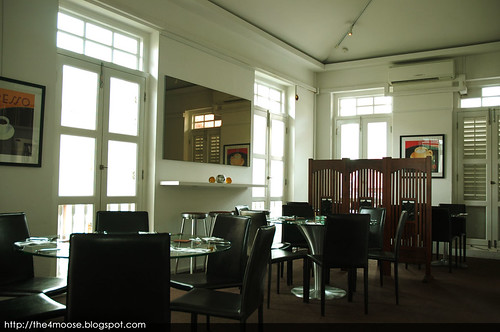 Tiffin Club - Dining Area