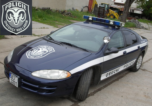 may police czechrepublic municipal 2010 dodgeintrepid opatovicenadlabem apolicespecialcar