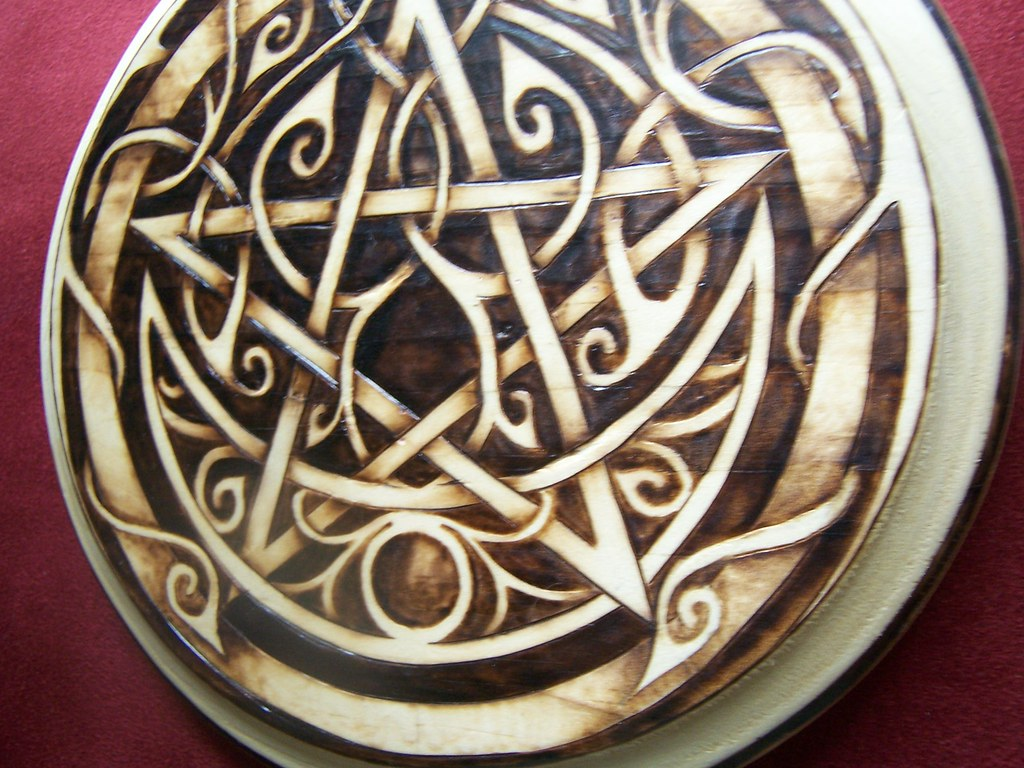 The World's newest photos of pyrography and wicca - Flickr