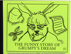 826 Valencia: Funny story of Grumpy's Dream