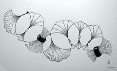 Circulation (Jo in NZ) Tags: drawing doodle zentangle nzjo zendoodle