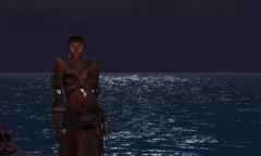 New Skin (sandi Mexicola) Tags: new woman look lady night skin sl secondlife warrior