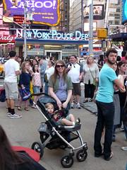 Fletcher & Anna (douglasspics) Tags: nyc newyorkcity anna fletcher manhattan timessquare midtownmanhattan theatredistrict