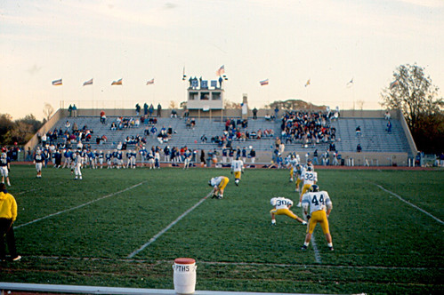 Millburn - High School Football Stadium by roger4336, on Flickr