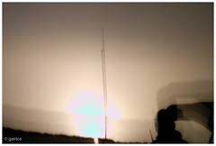 Florida - Cape Canaveral - Superbird-6 Launch - Ignition (bug944) Tags: night unitedstates florida capecanaveral ignition 2004florida rocketlaunch c4040z superbird6launch atlasiias
