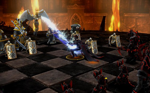 Battle Vs Chess Screenshot Queen