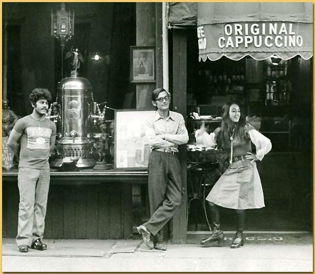Caffe Reggio - 1974