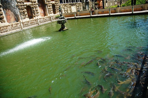 alcázar Sevilla
