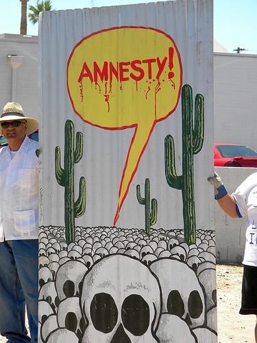 Amnesty! by Frankie Moreno.