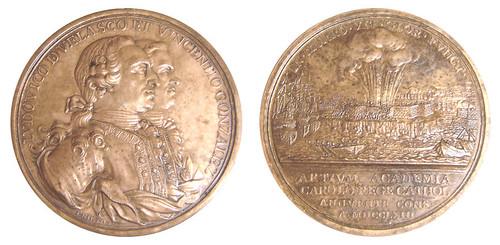 Morro Castle medal