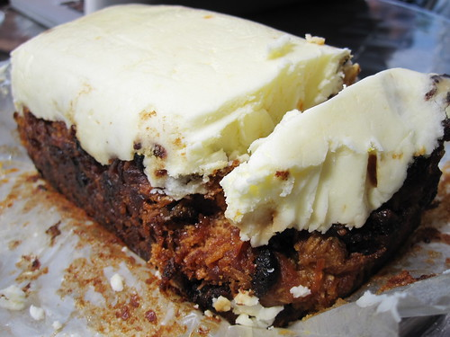 Vegan Carrot Cake from Quay Co-op