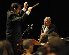 Jazz Sinfônica + Paquito D`Rivera.