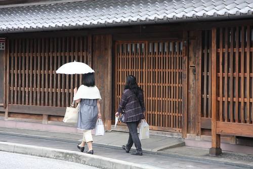 歴史の街 伏見 A town of the history,Fushimi
