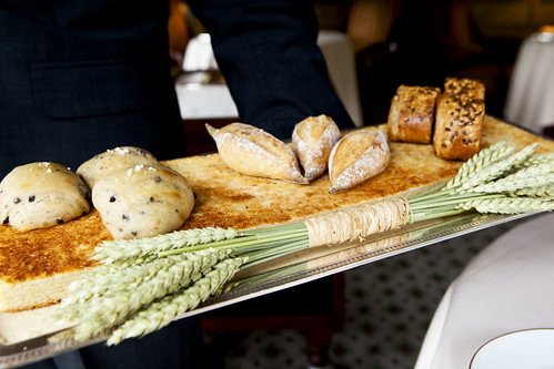 Bread tray selections