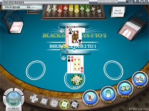 Vegas Rules Blackjack