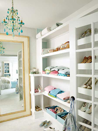 Coastal Living walk in closet