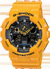 Yellow G-Shock