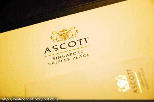 Ascott Raffles Place